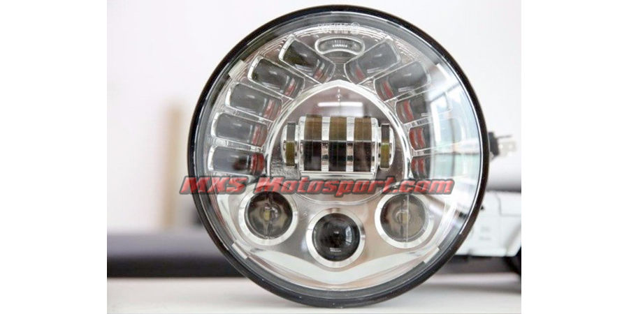 MXSHL426 Tech Hardy Stage 2 Led Adaptive Headlight Harley Davidson Motorcycle