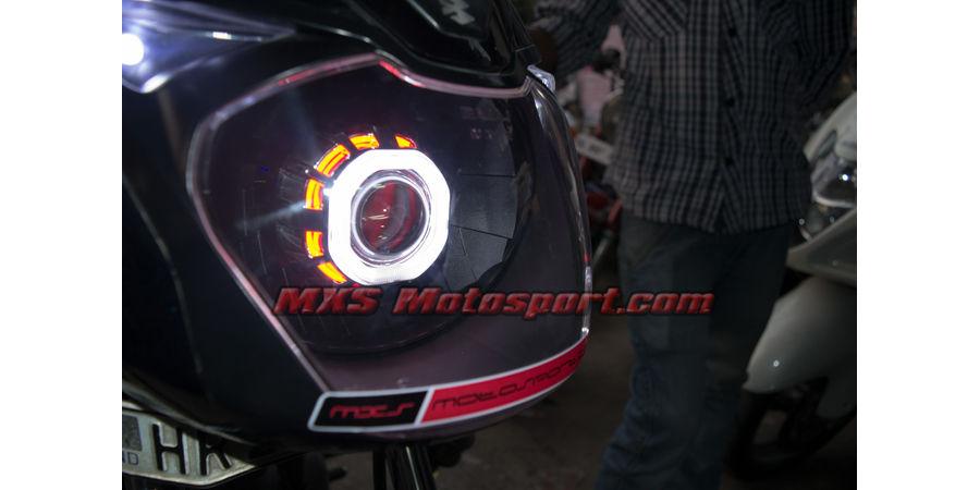 MXSHL433 Projector Headlight Bajaj Pulsar 150