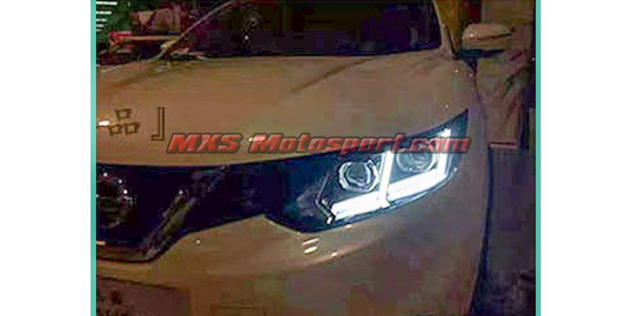 MXSHL439 Projector Headlights With Day Time Running Light Nissan Qashqai 2016