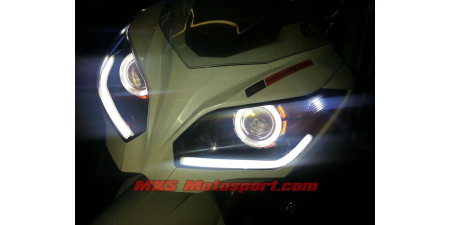 MXSHL460 Projector Headlight Kawasaki Ninja 300