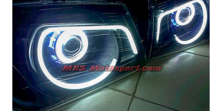 MXSHL472 Robitic Eye Projector Headlights Mahindra Bolero