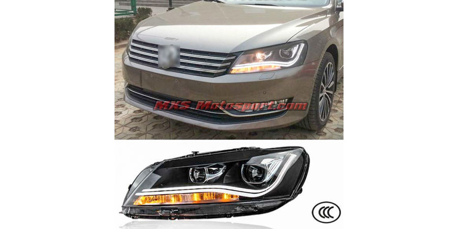 MXSHL480 Projector Headlights Volkswagen Passat 2010-2013 Model