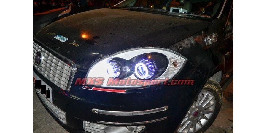 MXSHL492 Dual Projector Headlights Fiat Linea