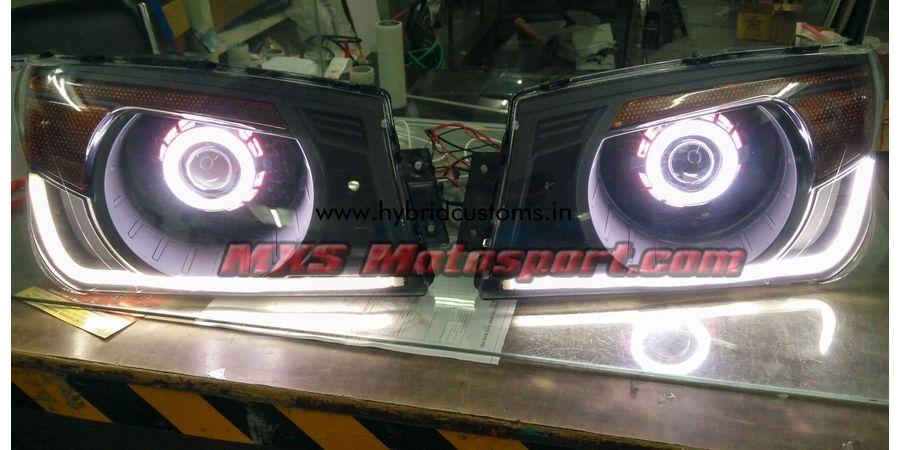 MXSHL513 Robitic Eye Projector Headlights Mahindra Bolero
