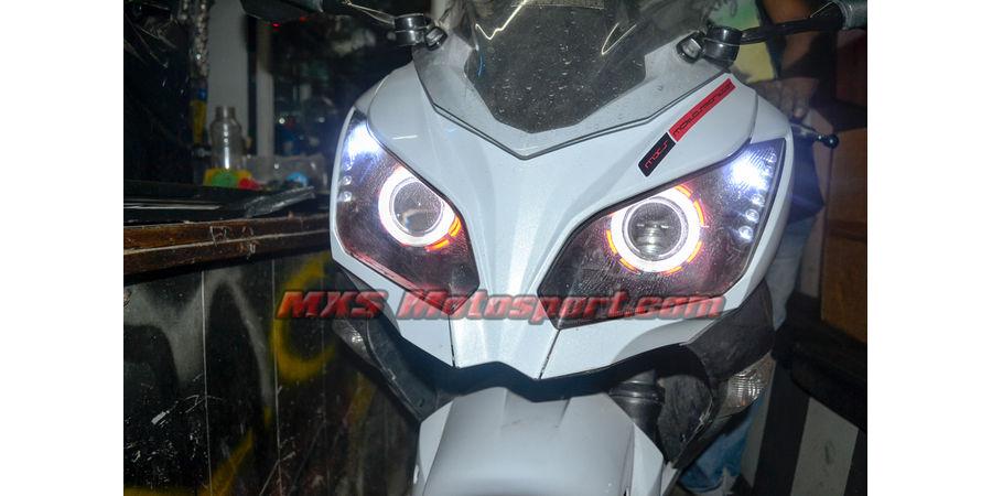 MXSHL519 Kawasaki Ninja 300 Projector Headlight