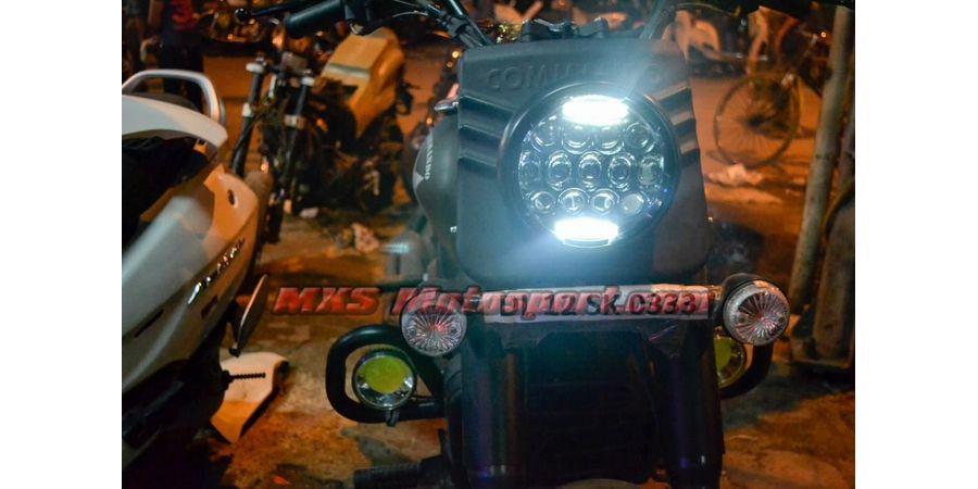 MXSHL523 UM Renegade Commando led Monster Headlight