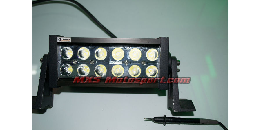 MXSORL122 CREE LED OFF ROAD LIGHT BAR FOG DRIVING AUXILIARY LAMP