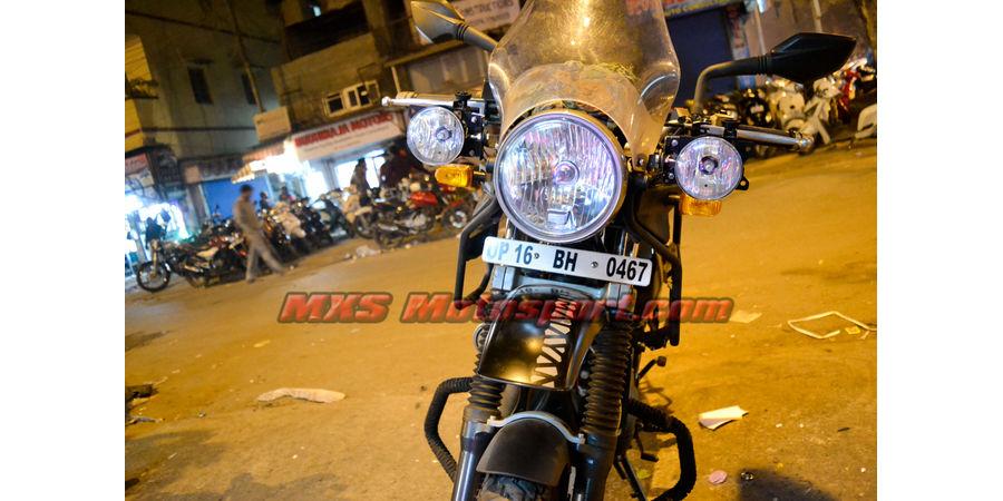 MXSORL131 High Performance Round Led Fog Light
