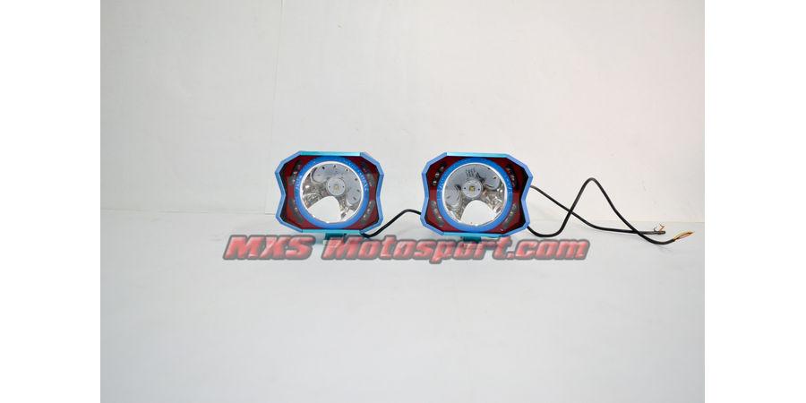 MXSORL135 LED Fog Lights Motorcycle