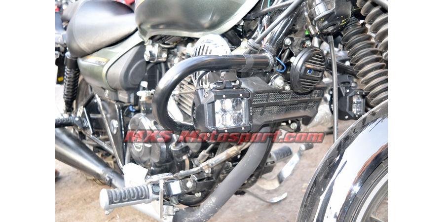 MXSORL137 High Performance CREE LED Light Bar Bajaj Avenger