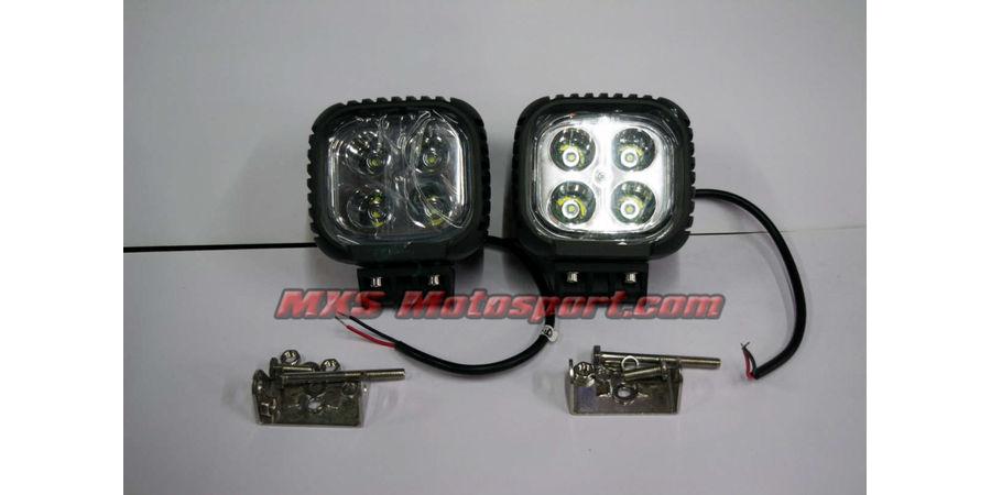 "MXSORL142 High Performance Flood Lamp Fog Lamp 3"" Bar for Off Road Lights"