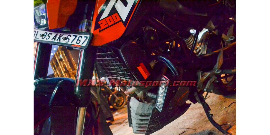 MXSORL145 High Performance Cree LED Flood Lamp Fog Lamp KTM Duke 200
