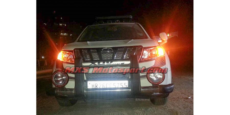 "MXSORL149 High Perfomance Off Road HID Monster Foglamps 9"" Mahindra XUV 500"