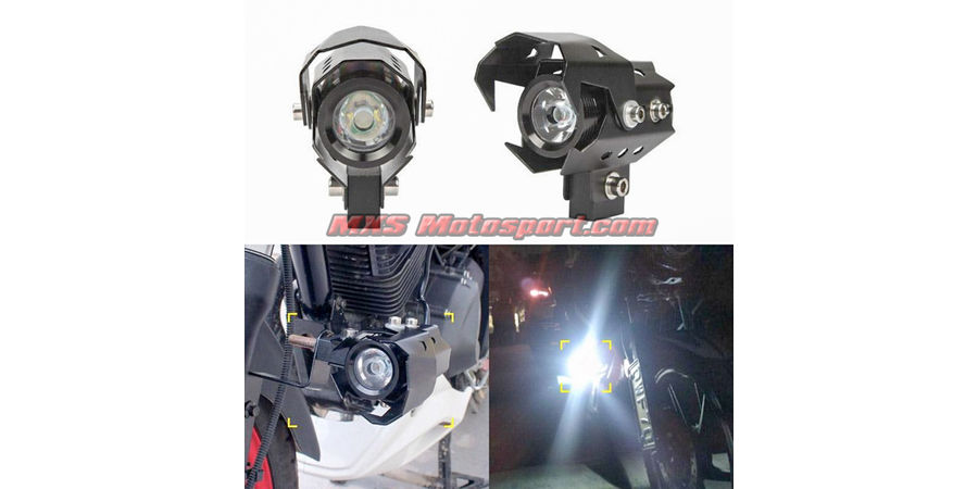 MXSORL150 High Perfomance Cree Led Smd Projector Auxiliary Fog Lamp Lights Spot Beam Motorcycle