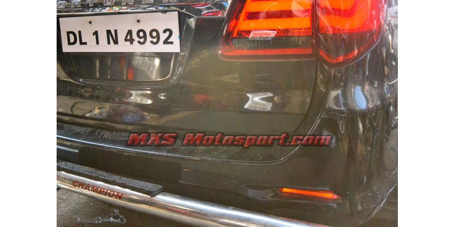 MXSTL81 Rear Bumper Reflector LED Tail Lights Toyota Fortuner