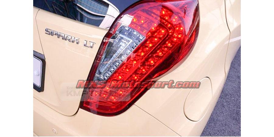 MXSTL94 Led Tail Lights Chevrolet Spark 2010-2015