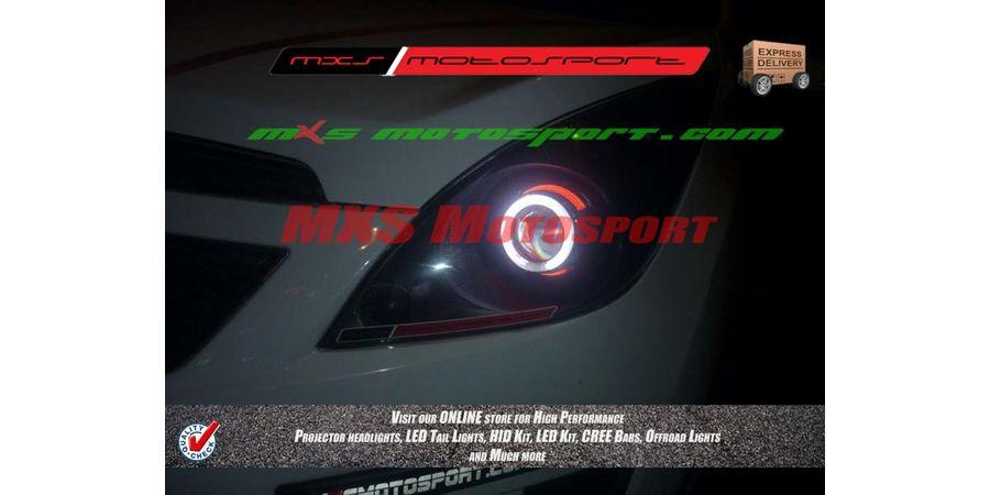 MXSHL92 Shark Eye Projector Headlight Chevrolet Beat