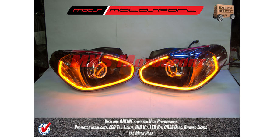 MXSHL215 Projector Headlights Hyundai Verna OLD