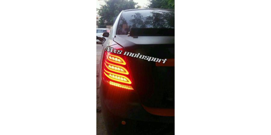 MXSTL28 LED Tail Lights Chevrolet Optra