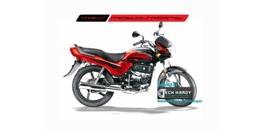 MXS- High end HID kit with true AC Blaster for Hero Honda Passion Plus