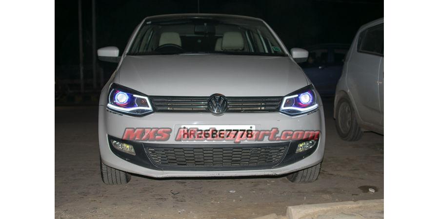 MXSHL214 Projector Headlights Volkswagen Polo