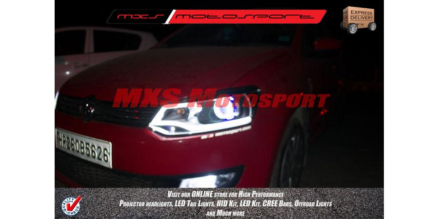 MXSHL207 Projector Headlights Volkswagen Polo
