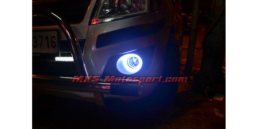 MXS2415 White 2x2.5 inch Car COB Led Angel Eyes Halo Ring Lights