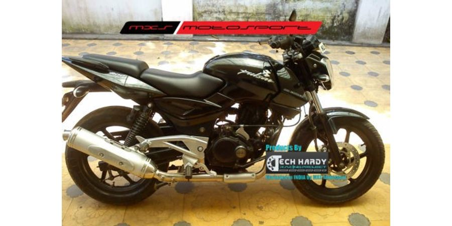 MXS- High end HID kit with true AC Blaster for Bajaj Pulsar 200