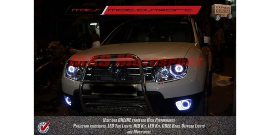 MXS1934 Renault Duster HID BI-XENON Projector Pair