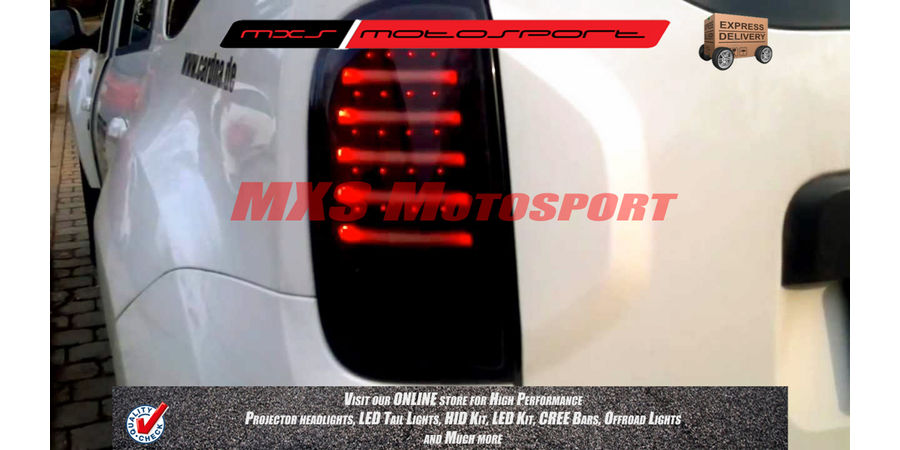 MXSTL51 LED Tail Lights  Renault Duster