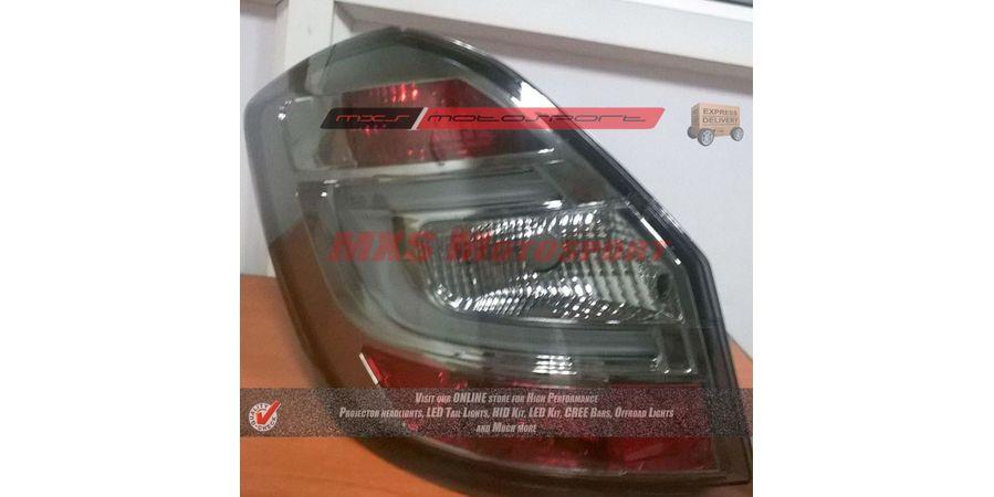 MXSTL38 LED Tail Lights Skoda Fabia