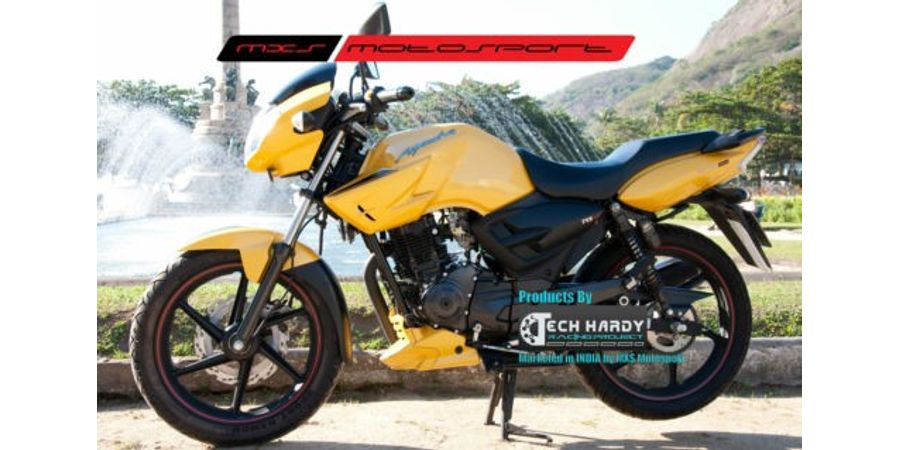MXS- High end HID kit with true AC Blaster for TVS Apache 150