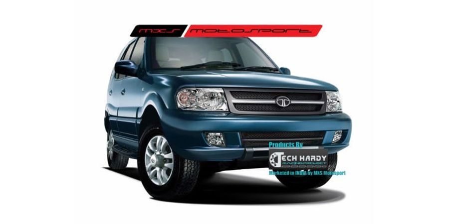 MXS- High end HID kit with true AC Blaster for Tata Safari