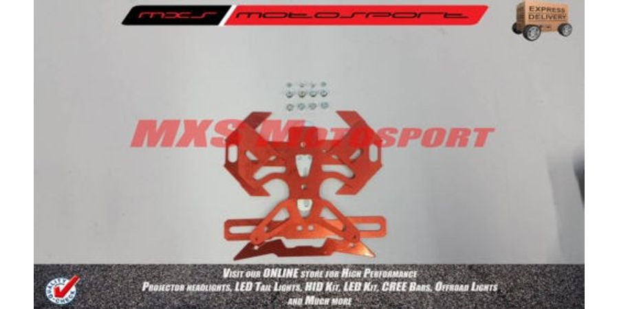 MXS2070 Racing Tail Tidy Kit for Motorcycle