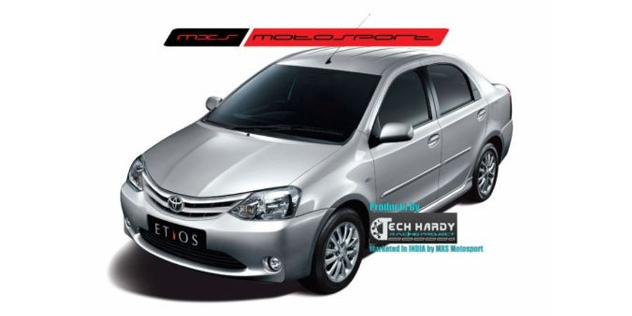 MXS- High end HID kit with true AC Blaster for Toyota Etios