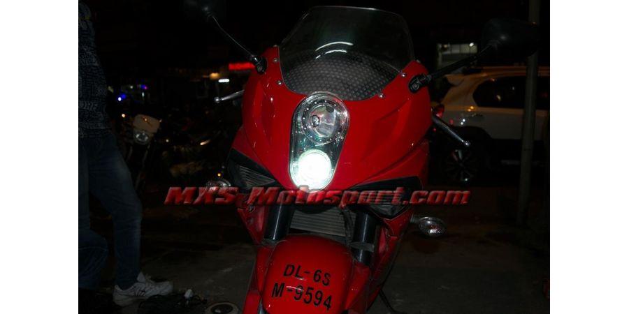 MXS2225 Tech Hardy HID CONVERSION KIT Hyosung gt250r