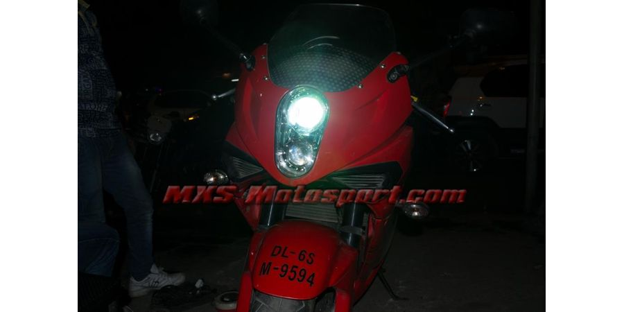 MXS2224 Tech Hardy HID CONVERSION KIT Hyosung gt650r