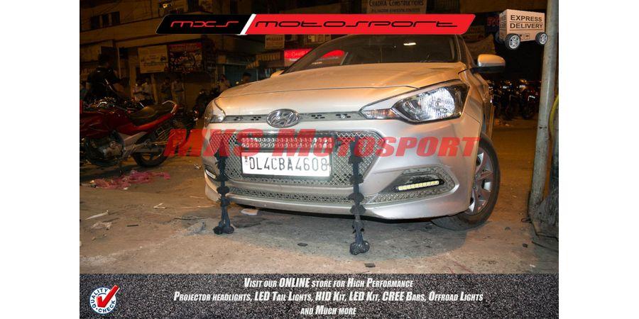 MXSORL35 High Performance LED Cree Bar Hyundai i20 elite