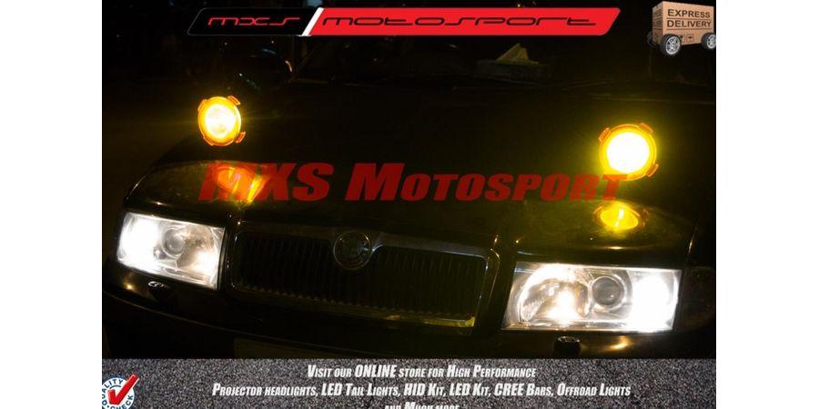 "MXSORL38 HID Monster Foglamps 4"""