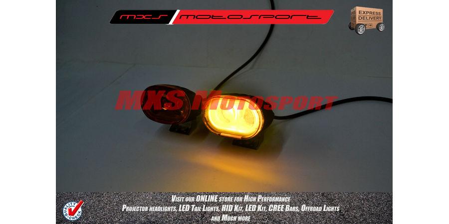 MXSORL42 LED Cree Bar 4D Off Road Lights