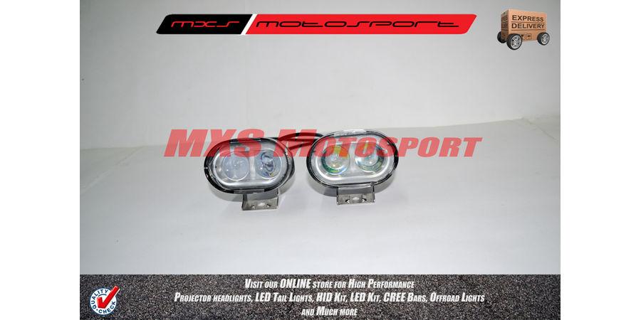 MXSORL40 LED Cree Bar 4D Off Road Lights
