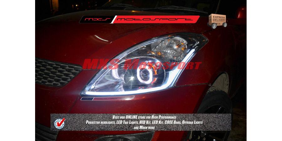 MXSHL378 Projector Headlights Maruti Suzuki Swift