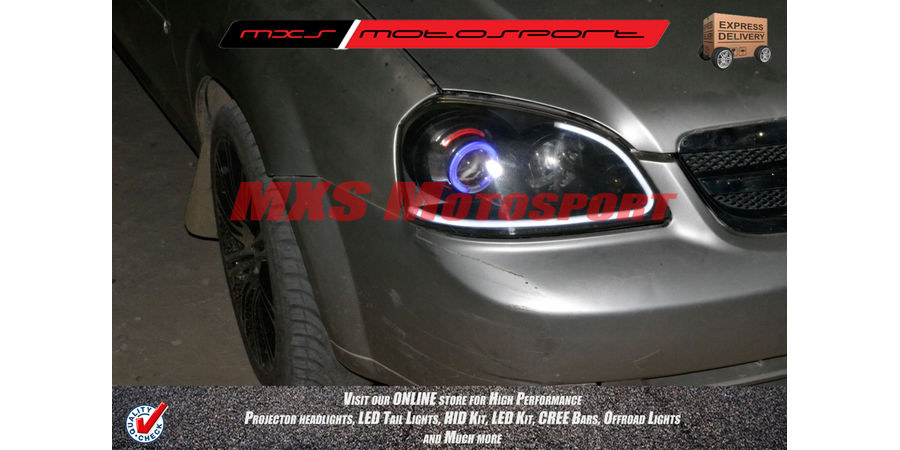 MXSHL210 Projector Headlights Chevrolet Optra