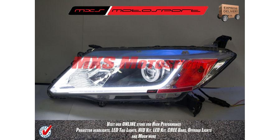 MXSHL211 Projector Headlights Honda City idtec