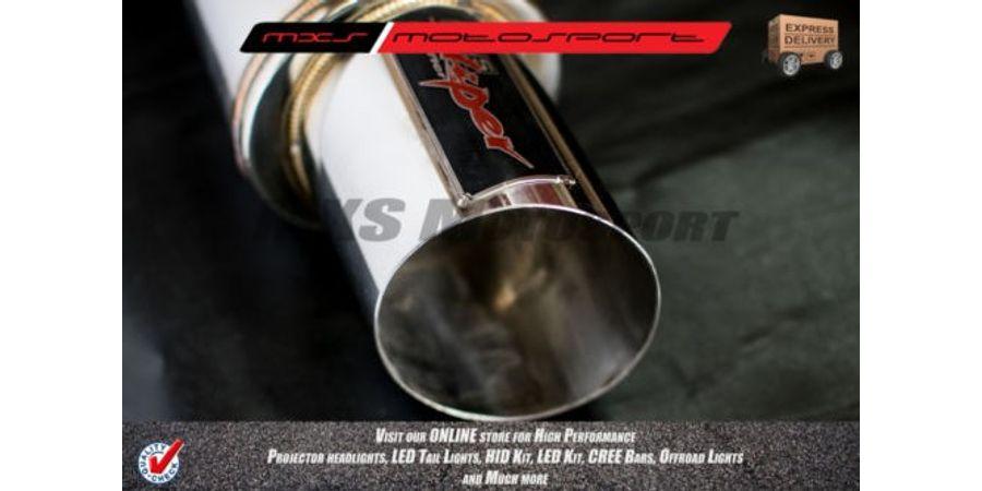 MXS2060 HKS Maruti ZEN Wagon R Car Exhaust Muffler Silencer, Super Car Like sound