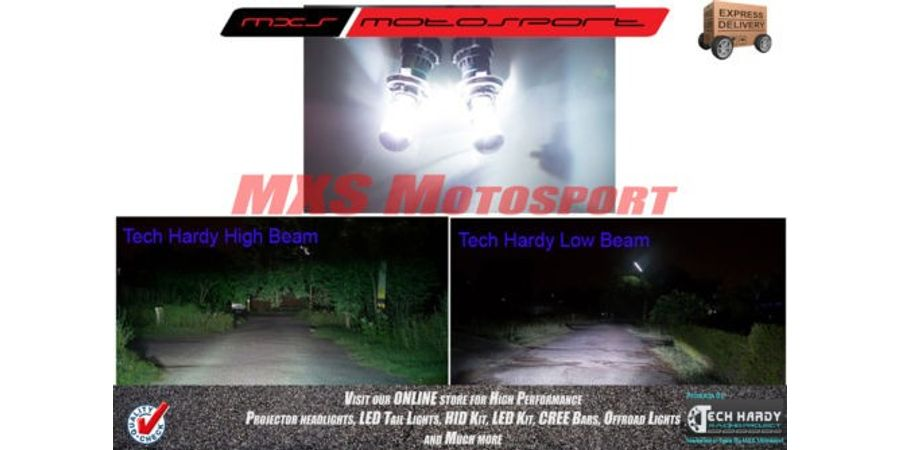 MXS-High END HID Kit With True Ac Turbo Ballast Stage 1 For Honda Brio