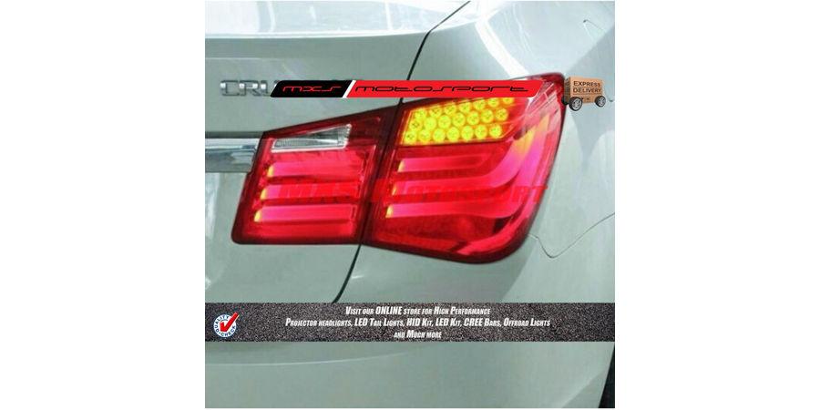 MXSTL25 LED Tail Lights Chevrolet Cruze