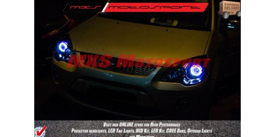 MXSHL153 Robotic Eye Projector Headlights Ford Fiesta