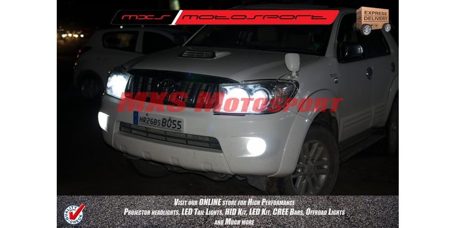 MXS2222 Toyota Fortuner High Beam XENON HID KIT with 6 Months* Warranty