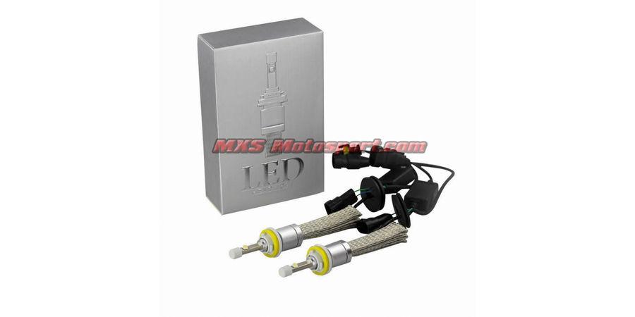 MXS2308 Razor 3 Car LED CREE Headlight Conversion Kit (6000K) HB-4/9006